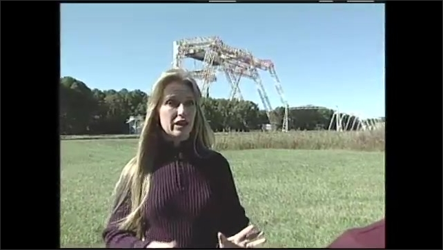 1990s: Seat material upon impact. Woman talks. Plane crashes.