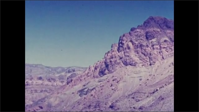 1920s: UNITED STATES: view towards mountains. Leadfield Hotel sign.