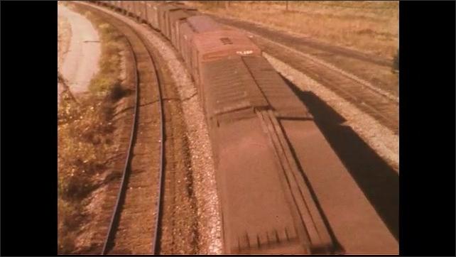 UNITED STATES 1970s : Modern Transportation Methods