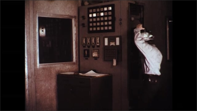UNITED STATES 1970s: Emergency System Detects High Levels of Hydrogen Sulfide