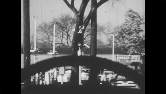 1950s: Man