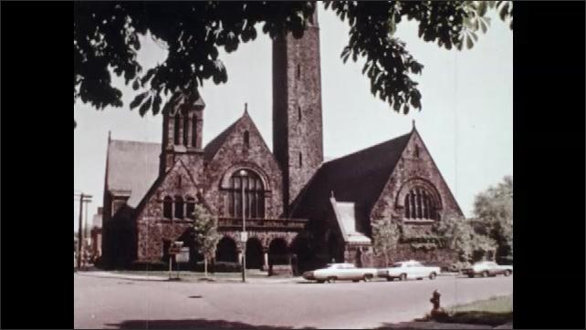 1970s: Churches.
