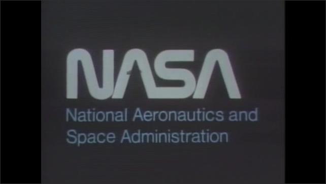 1980s: Man climbs into cockpit of X-15. Title card: Nasa logo appears.