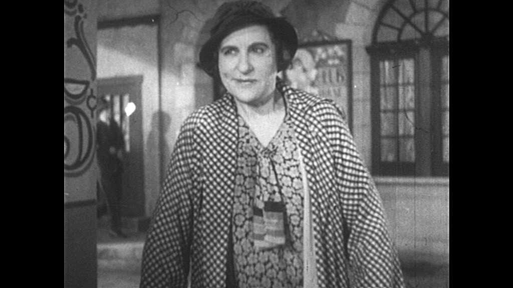 1930s: Woman speaks. Man speaks.