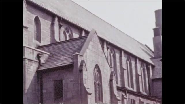 1950s: Church.
