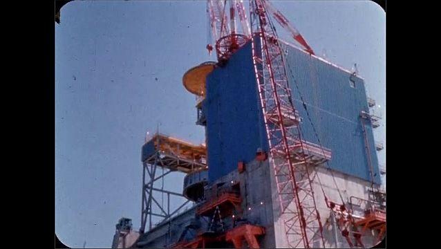1960s: Industrial building.
