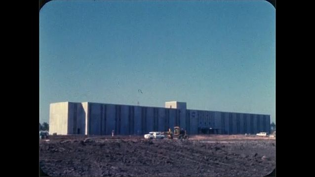 1960s: View of building.