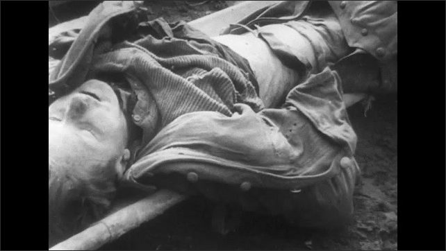 ITALY 1943: Capture of German Prisoners, San Pietro, Italy