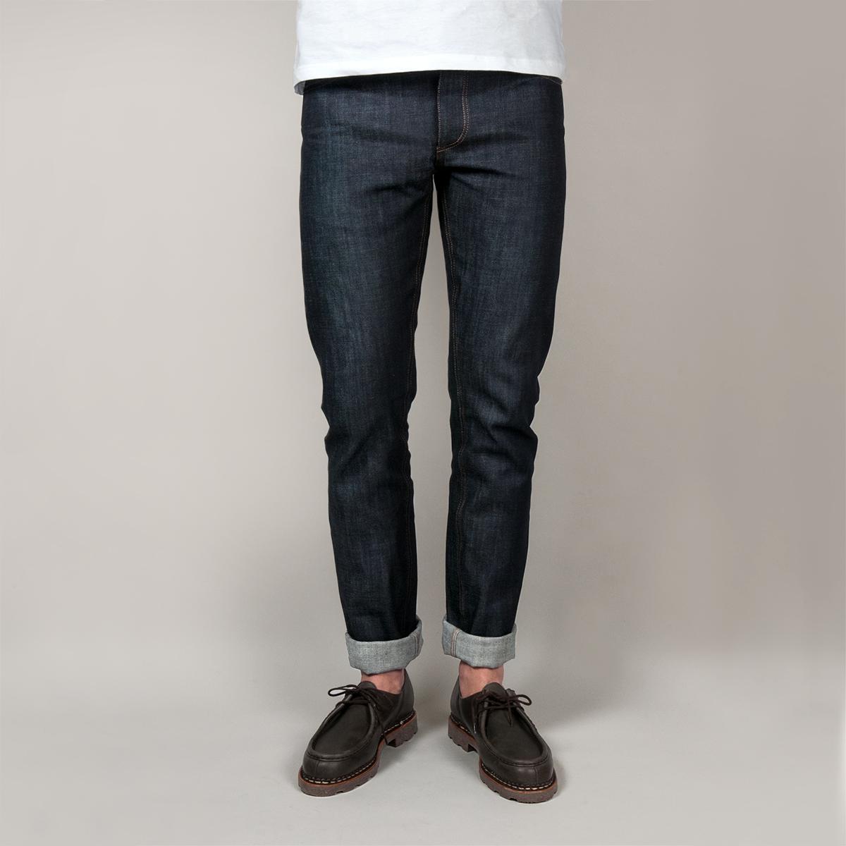 Jeans madeinfrance ajuste face