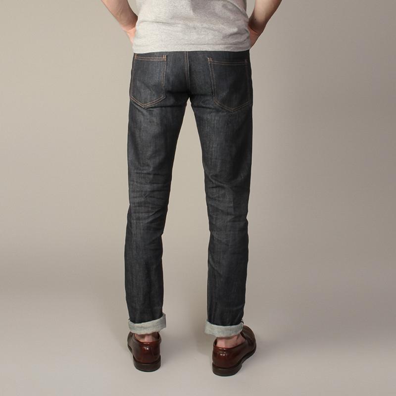 Jeans madeinfrance back