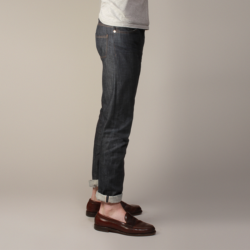 Jeans madeinfrance selvedge