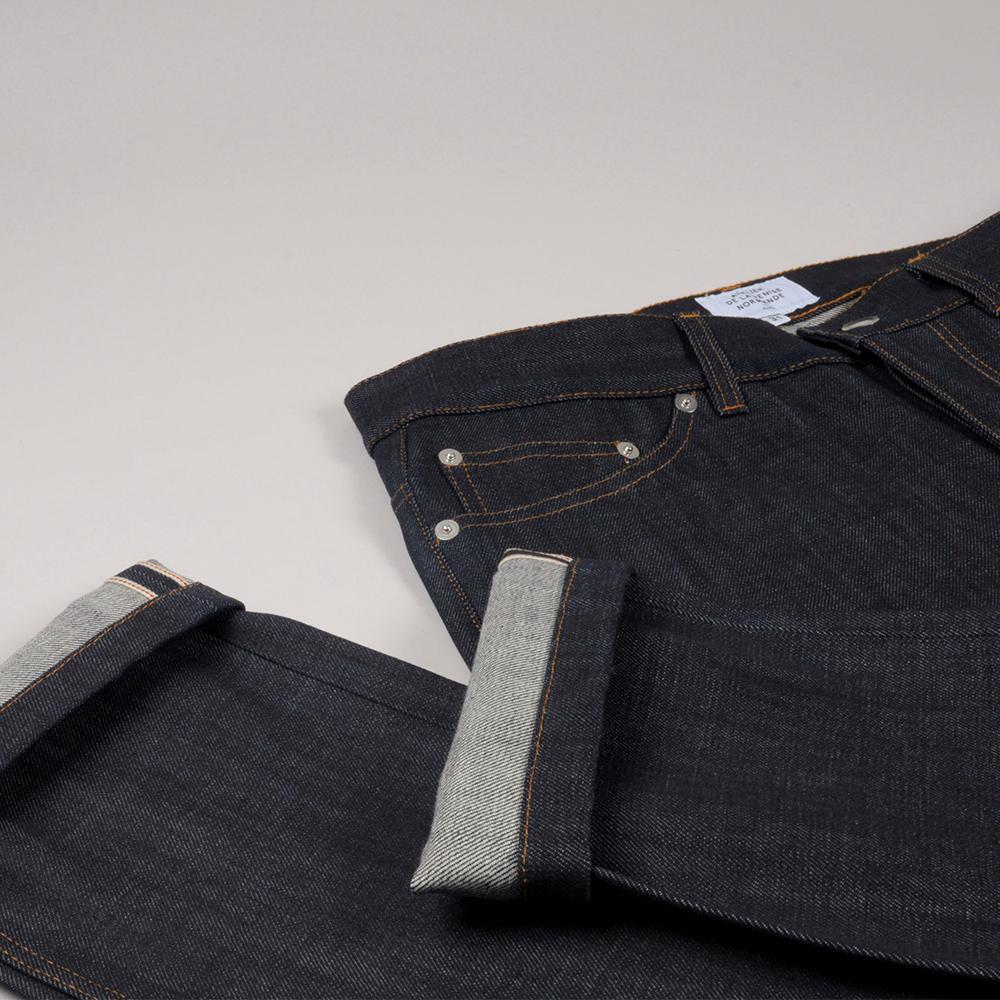 Jeans ajuste journal