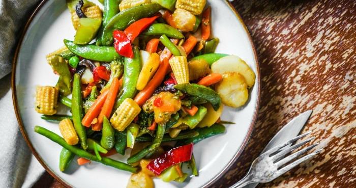 stir fry healthy dinner recipe