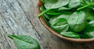 Bowl of Spinach - Clean eating basics