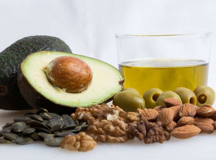 Healthy fats help to heal your leaky gut