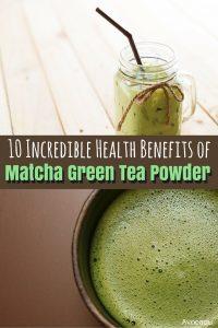 10 Incredible Health Benefits of Matcha Green Tea Powder + The Top 5 Brands | Avocadu.com