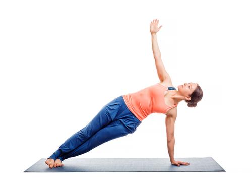 Side Plank Posture