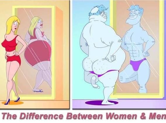 you must overcome the mirror effect to stay motivated to lose weight