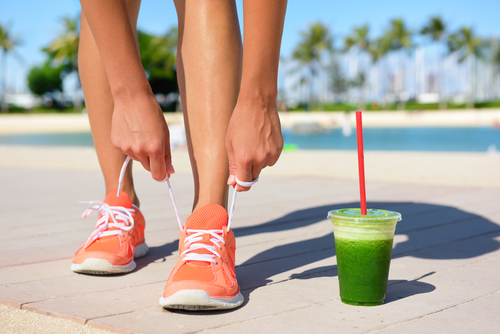 detoxify the body to establish healthy eating habits