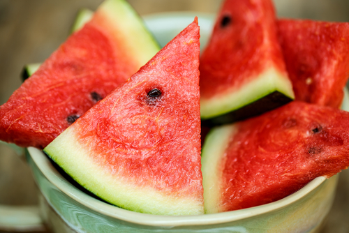Watermelon - #4 on the list of zero calorie foods