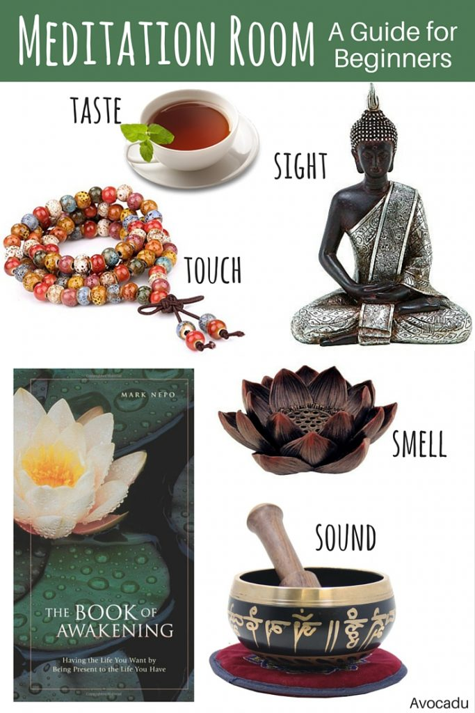Meditation Room: A Guide for Beginners | Avocadu.com