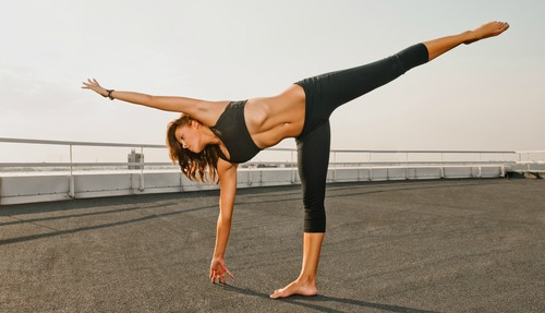 Underestimating what yoga can do for you