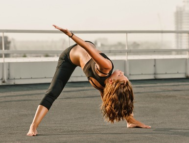mistakes beginners make in yoga when trying to lose weight