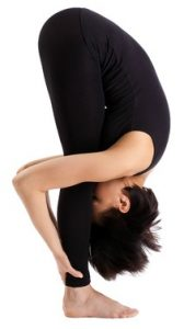 Forward Bend - #10 pose in 20 minute yoga workout