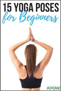 15 basic yoga poses any beginner can do  avocadu