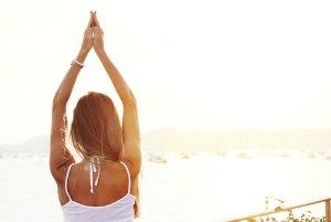 Yoga inspirational photo