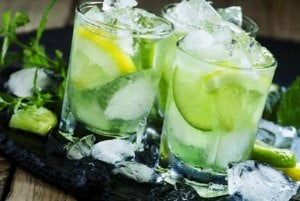 healthy mixed drinks for weight loss