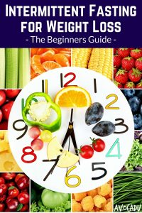 How to Use Intermittent Fasting for Weight Loss Pin