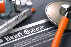 heart disease from excess belly fat