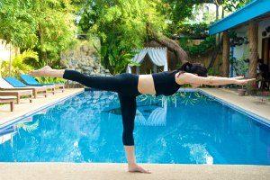 yoga health benefit improves balance