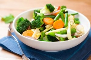 healthy low carb roasted vegetables to lose weight