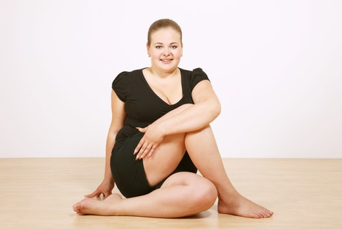 spinal twist yoga pose