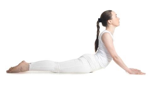 cobra pose back pain