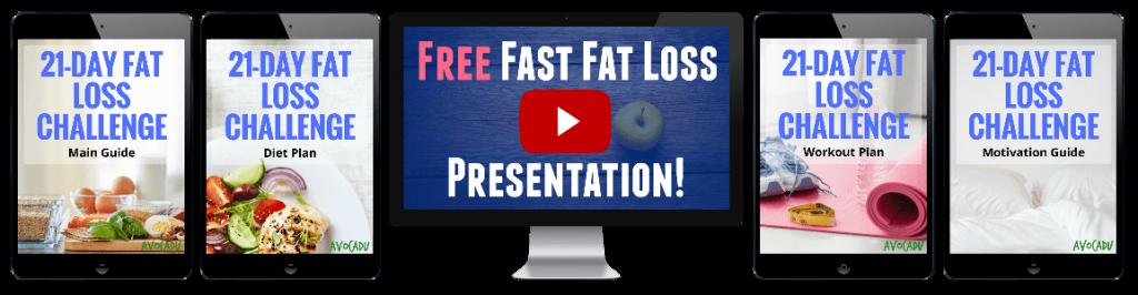 Avocadu 21-Day Fat Loss Challenge