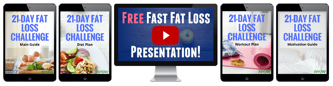Avocadu 21-Day Fat Loss Challenge