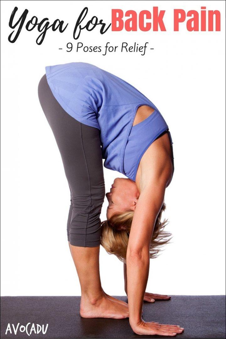 Yoga for Back Pain, 9 Poses for Relief | Avocadu.com