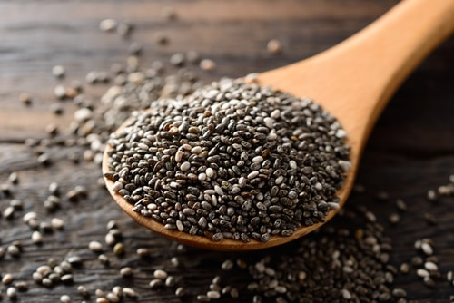 chia seeds for a candida diet
