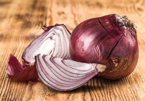 red onions diabetes