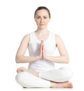 half lotus for hip flexibility