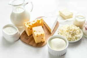 inflammatory foods like dairy is a common reason you can't lose weight
