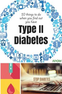 10 Things to Do When You Find Out You Have Type II Diabetes