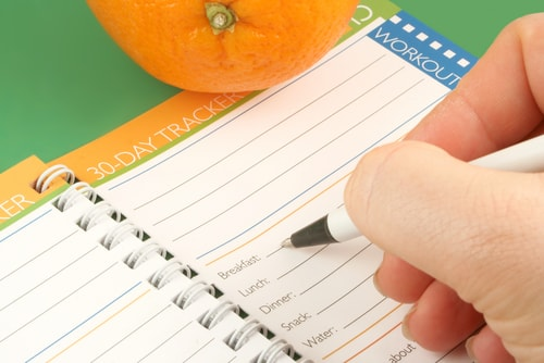 diabetes eating plan tracker