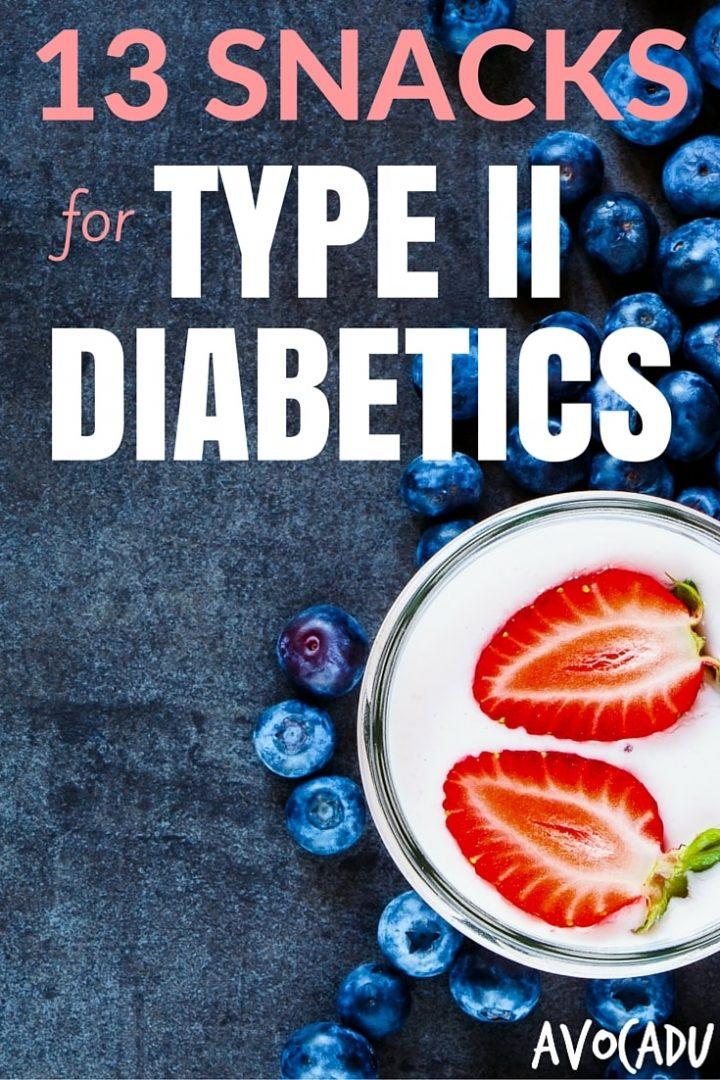13 Snacks for Type II Diabetics   Avocadu.com