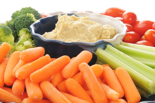 hummus can be an unhealthy snack food that can hurt your diet