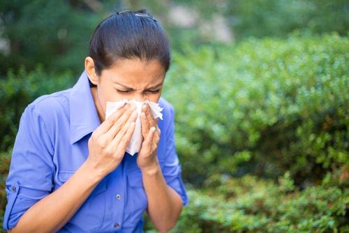 chronic sinus infection candida