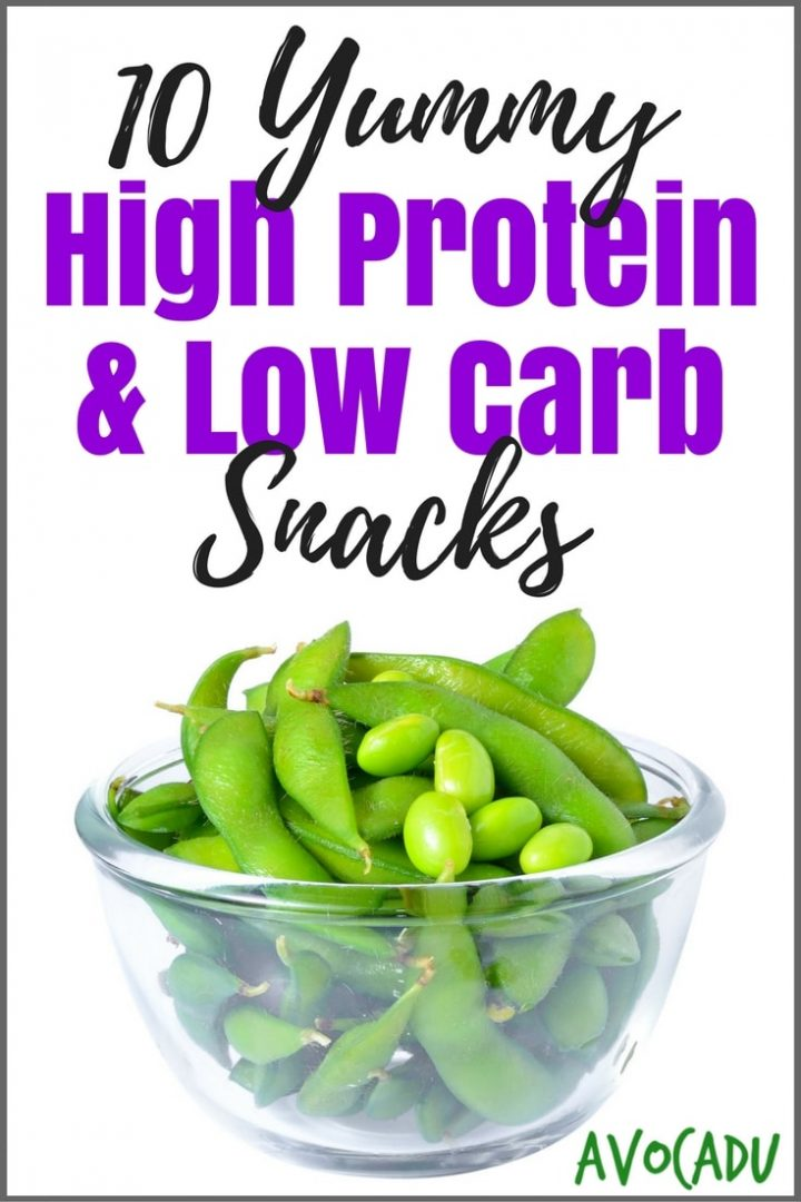 10 High Protein and Low Carb Snacks for Weight Loss | Snacks to Lose Weigh | Healthy Foods for Weight Loss | Avocadu.com